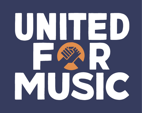 UNITED FOR MUSIC