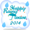 Happy Rainy J-WAVE 2014